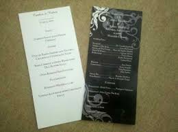 wedding programs vistaprint vistaprint wedding shower invitations to answer the deadlock in