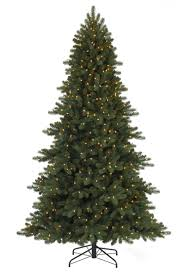 7 5 mixed pine tree with clear lights 7 5 foot