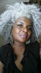 african american hairstyles for grey hair the silver fox stunning gray hair styles gray straight hair