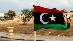 Lybian Flag 2011 Nato Destruction Of Libya Has Increased Terrorism Across Region