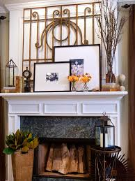 awesome mantel decor ideas mantel decorating ideas with some