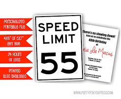 printable funny invitation men birthday invitation 50th