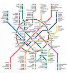 Map Of Boston Subway by Russian Subway Map My Blog