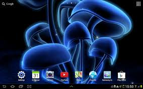 magic mushroom live wallpaper android apps on google play