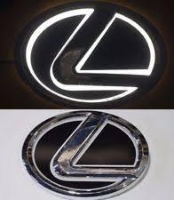 lexus emblem lexus emblems ebay