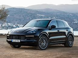 new porsche 2018 porsche cayenne turbo 2018 pictures information u0026 specs