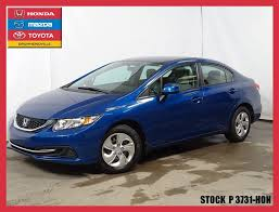 siege honda 2013 honda civic for sale at groupe mht amazing condition at a
