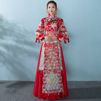 usd 294 17 wu the same style show wo suit chinese dress 2017 new