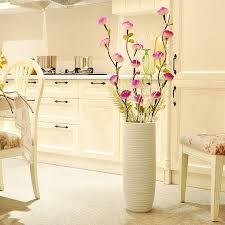 Decorative Floor Vases Ideas Nice Looking Big Vases For Decoration Plain Ideas Large Decorative
