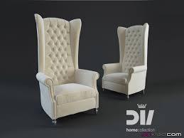 bergere home interiors avery bergere armchair trono 3d model armchair 3d furniture
