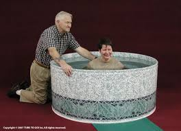portable baptism portable baptistry jr with portable electric heater 1 398 00