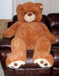stuffed teddy bears walmart com best 25 giant teddy bear ideas on pinterest big teddy bear big