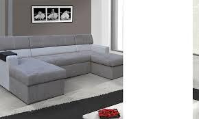 canape angle panoramique canapé angle avec couchage et nombreux rangements