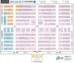 2015 floor plan taipei int u0027l industrial automation exhibition