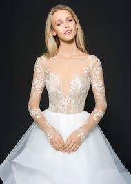 designer tampa bay couture long sleeve wedding dress inspiration