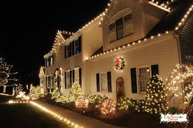 Best Way To Put Lights by Christmas Christmas Best Way To Put Lights On Outdoor Trees Best
