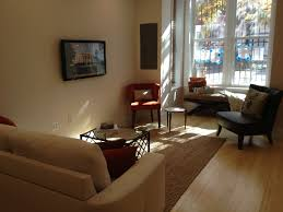 livingroom windows how to arrange furniture in a living room with wall of windows