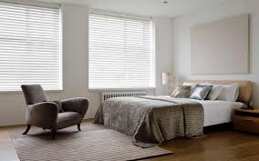 bedroom curtains with blinds