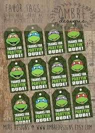 25 ninja turtle invitations ideas ninja
