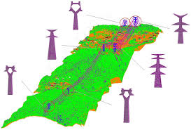 remote sensing free full text a stochastic geometry method for