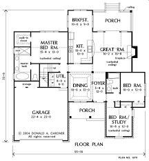 Don Gardner Floor Plans 19 Best Don Gardner House Plans Images On Pinterest House Floor