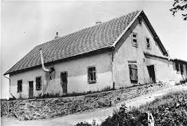 struthof chambre à gaz le c de natzweiler struthof