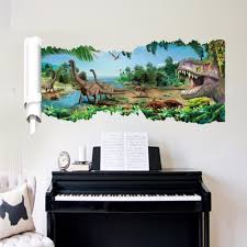 jurassic period wall stickers home decor office sauroposeidon ehome jurassic period wall stickers home decor office sauroposeidon dinosaur sticker for wall removable vinyl wall decal