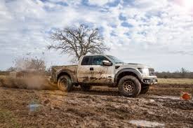 ford raptor rally truck learning to off road getting rally ready in texas