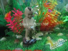 decorations aquarium fish tank increasing oxygen air ceramic
