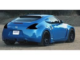nissan 370z tail lights xenon 370z smoked tail light covers z1 motorsports