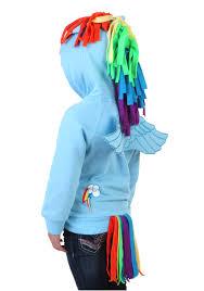 kids pony rainbow joy hoodie jpg 1 750 2 500 pixels