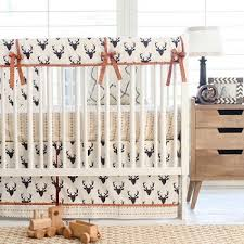 Baby Deer Crib Bedding Boy Deer Crib Bedding Woodland Baby Bedding Deer Baby Bedding