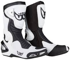 white motorbike boots exclusive rewards berik boots elegant factory outlet on sale
