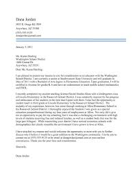 elementary school cover letter interesting elementary cover letter no experience and