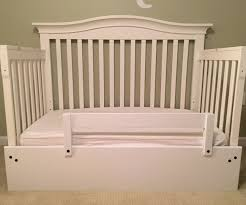 How To Convert Crib Into Toddler Bed Amazing How To Convert My Crib Into A Toddler Bed Dijizz