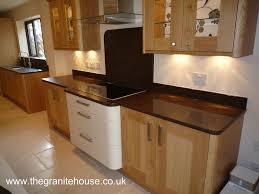 Oak Kitchen Design Furniture Traditional Kitchen Design With Silestone Vs Granite