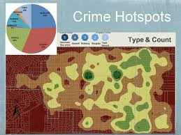 Crime Mapping Com How To Catch A Criminal Using Geospatial Techniques U2014 Steemit