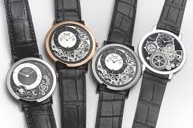 piaget altiplano introducing the piaget altiplano ultimate concept a world