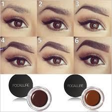 henna makeup aliexpress buy 5 colors professional eye brow high brow
