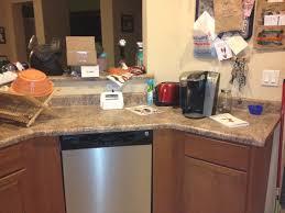 kitchen counter storage ideas kitchen organizer clean organized kitchen the big part
