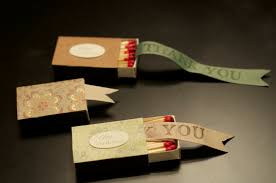 wedding matchboxes four leaf events diy vintage matchbox favors