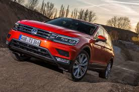 volkswagen tiguan 2016 red 2016 volkswagen tiguan 2 0 tdi 150 4motion sel outdoor pack review