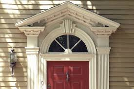 Exterior Door Pediment And Pilasters The Pilaster Everything You Need To