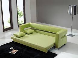 Lime Green Sofa by Green Decorating Sofa Beds For Small Rooms Best Interior
