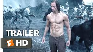legend tarzan official trailer 1 2016 alexander