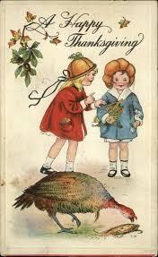 549 best vintage thanksgiving images images on vintage
