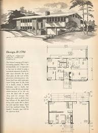Vintage Home Design Plans Vintage House Plans Multi Level Homes Part 18 Antique Alter Ego