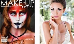 magazines for makeup artists home los angeles makeup artist agne skaringa