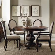 Hooker Dining Room Table by Hooker Furniture Eastridge Round Pedestal Dining Table Set With