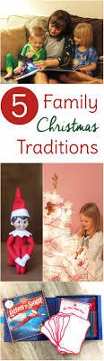 5 family tradition ideas sweet t makes three